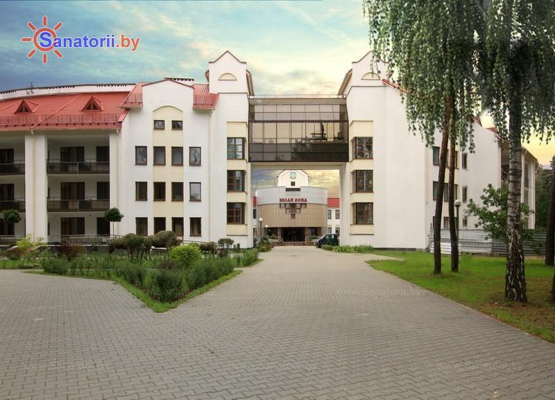 Санатории Белоруссии Беларуси - санаторий Белая вежа - спальный корпус №4