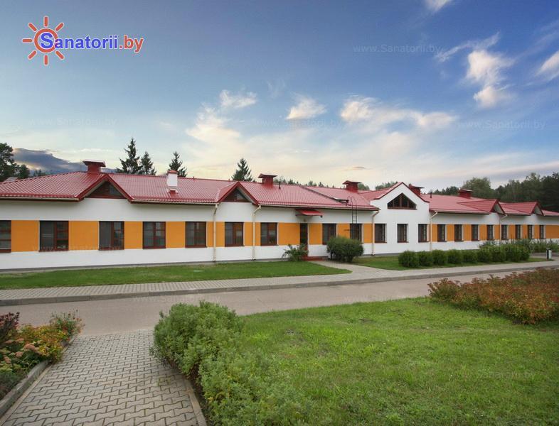 Санатории Белоруссии Беларуси - санаторий Белая вежа - спальный корпус №2