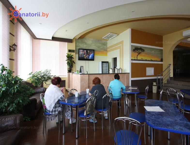 Санатории Белоруссии Беларуси - санаторий Белая вежа - Оксигенотерапия (кислородотерапия)