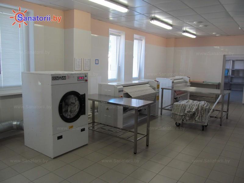 Санатории Белоруссии Беларуси - санаторий Белая вежа - Прачечная самообслуживания