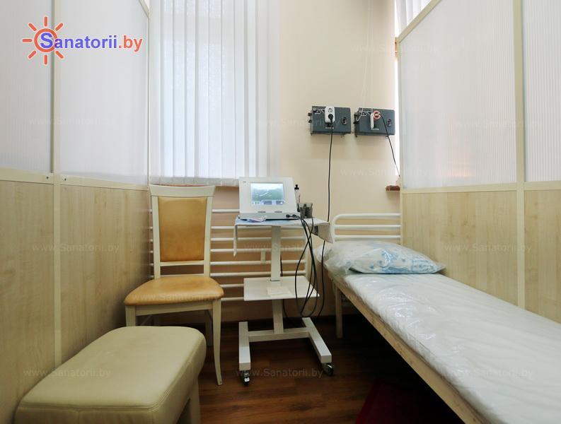 Санатории Белоруссии Беларуси - санаторий Белая вежа - Волновая терапия
