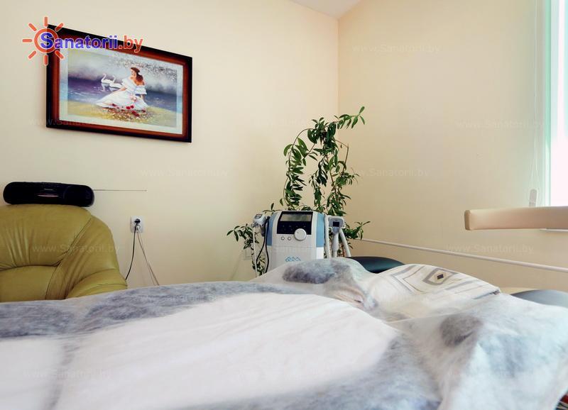 Санатории Белоруссии Беларуси - санаторий Белая вежа - Косметический салон