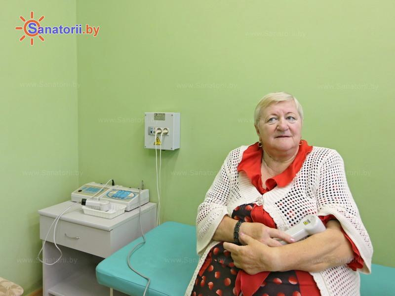 Санатории Белоруссии Беларуси - санаторий Березина-Борисов - Лазерная терапия