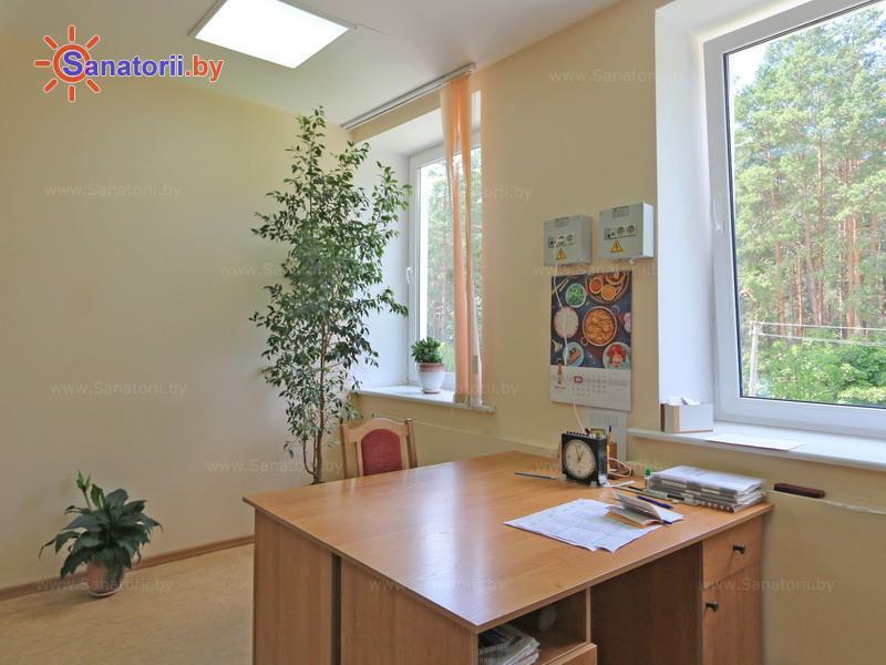 Санатории Белоруссии Беларуси - санаторий Березина-Борисов - Кабинеты профильных специалистов