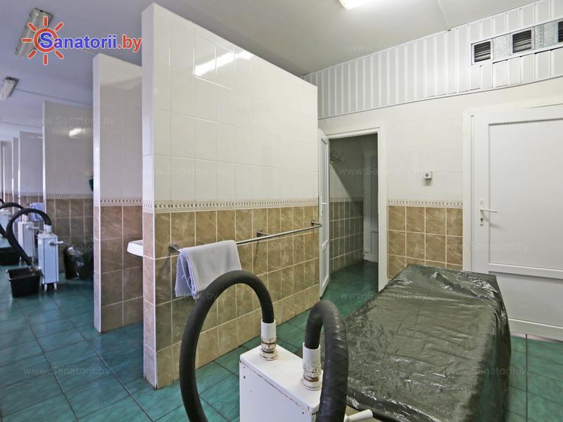 Санатории Белоруссии Беларуси - санаторий Березина-Борисов - Грязелечение (пелоидотерапия)