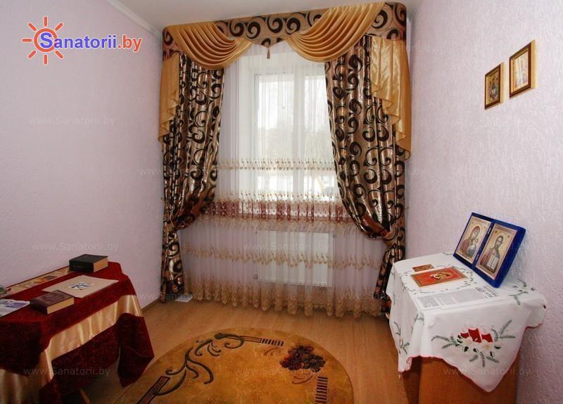 Санатории Белоруссии Беларуси - санаторий Березина-Борисов - Молельная комната