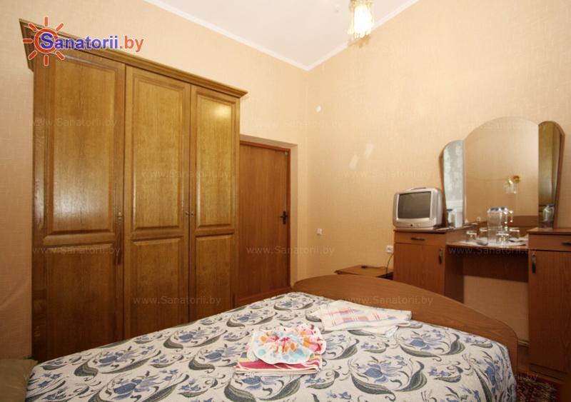 Санатории Белоруссии Беларуси - санаторий Вяжути - двухместный однокомнатный (спальный корпус №4)