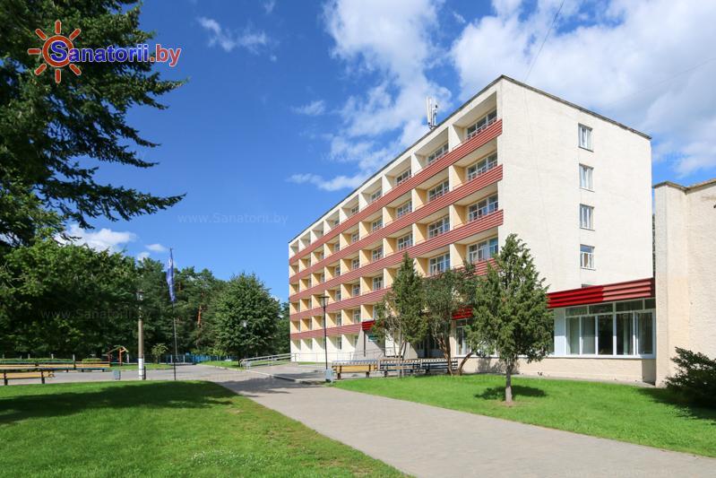Санатории Белоруссии Беларуси - санаторий Сосны - корпус №1