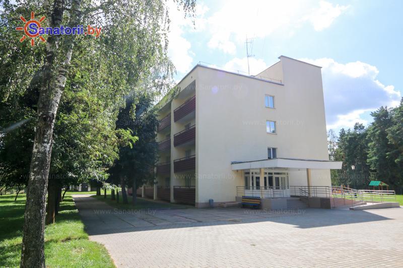 Санатории Белоруссии Беларуси - санаторий Сосны - корпус №2