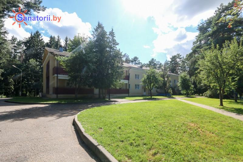 Санатории Белоруссии Беларуси - санаторий Сосны - корпус №4