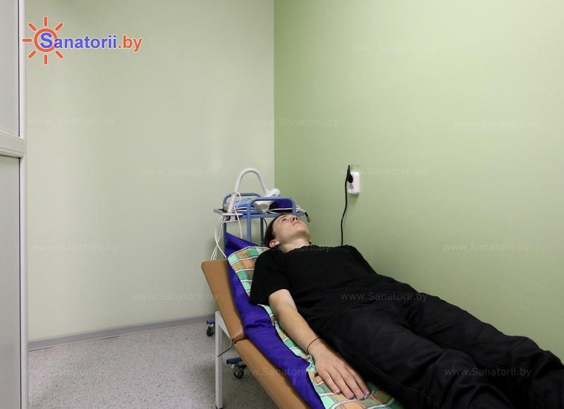 Санатории Белоруссии Беларуси - санаторий Жемчужина - Магнитотерапия