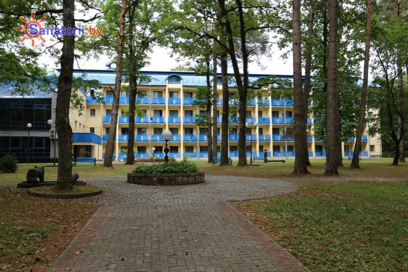 Санатории Белоруссии Беларуси - санаторий Жемчужина - корпус Жемчужина