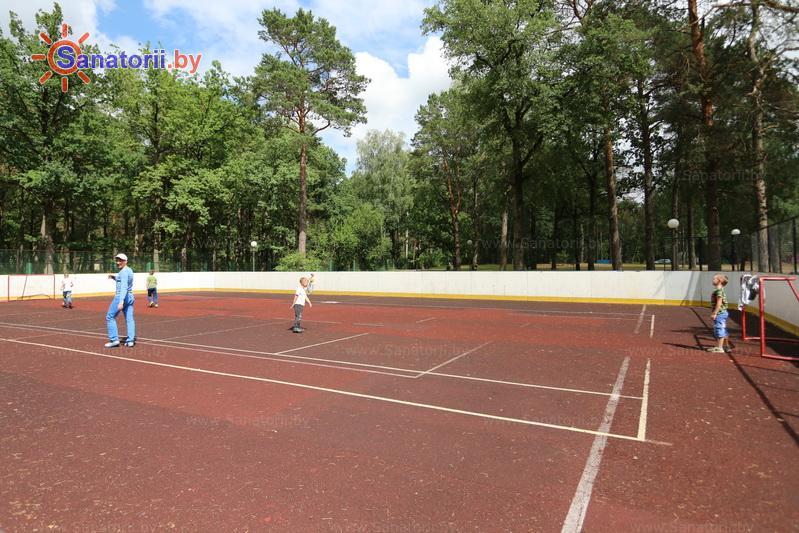 Санатории Белоруссии Беларуси - санаторий Жемчужина - Теннисный корт