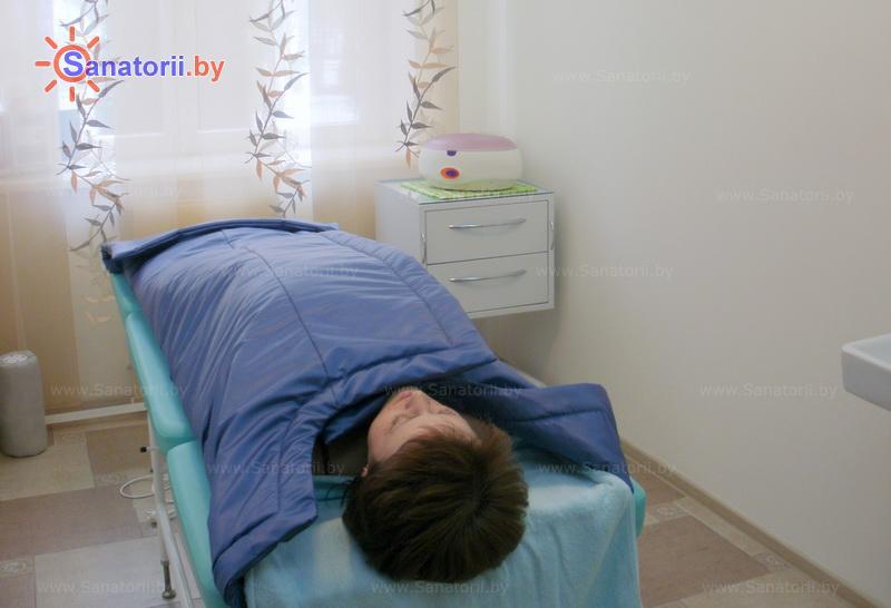 Санатории Белоруссии Беларуси - оздоровительный центр Энергия - Косметические обертывания