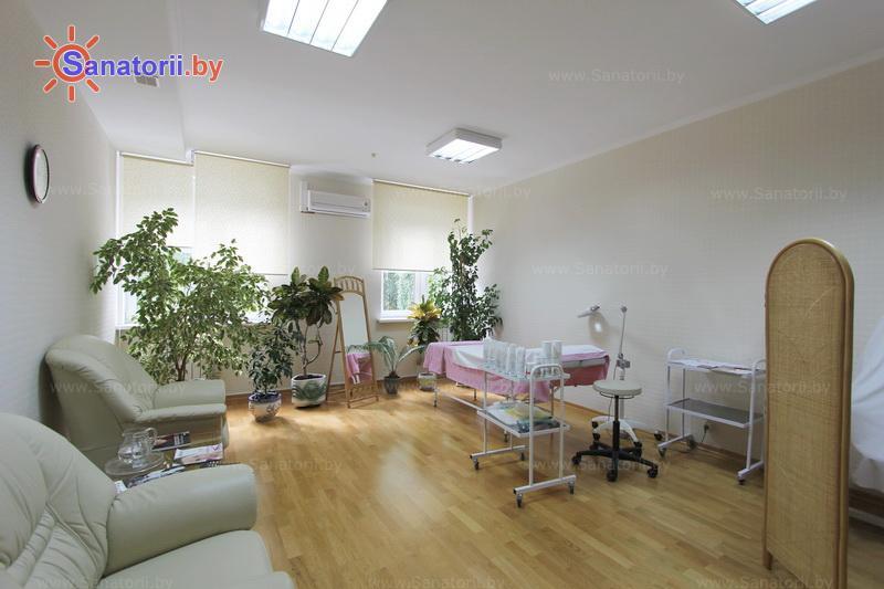 Санатории Белоруссии Беларуси - оздоровительный центр Энергия - Косметический салон