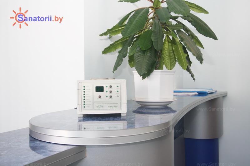 Санатории Белоруссии Беларуси - оздоровительный центр Энергия - Ароматерапия