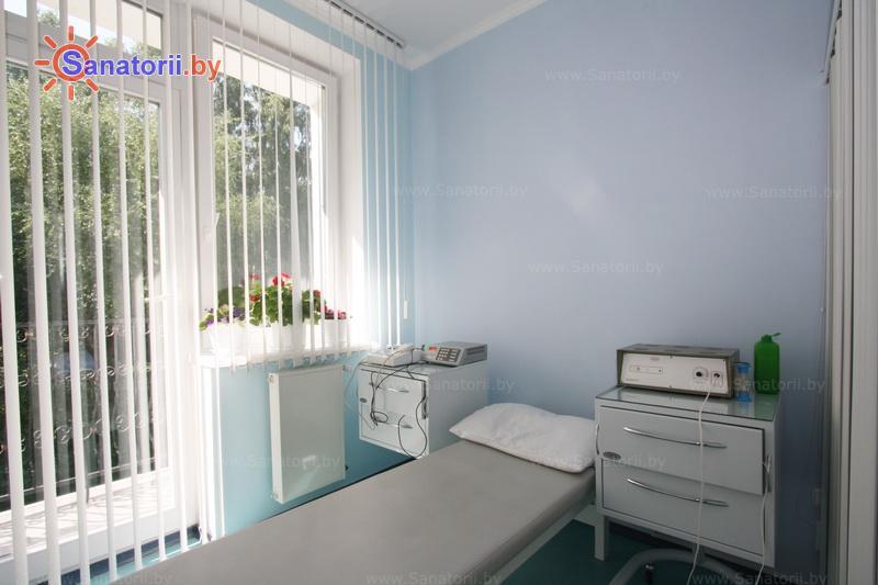 Санатории Белоруссии Беларуси - оздоровительный центр Энергия - Электролечение