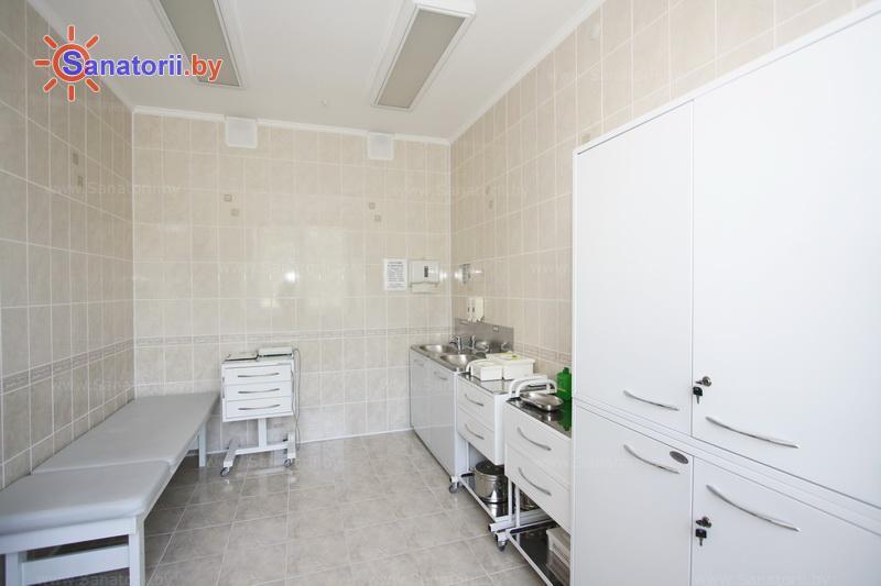 Санатории Белоруссии Беларуси - оздоровительный центр Энергия - Процедурный кабинет