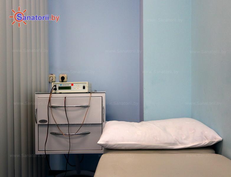 Санатории Белоруссии Беларуси - оздоровительный центр Энергия - Лазерная терапия