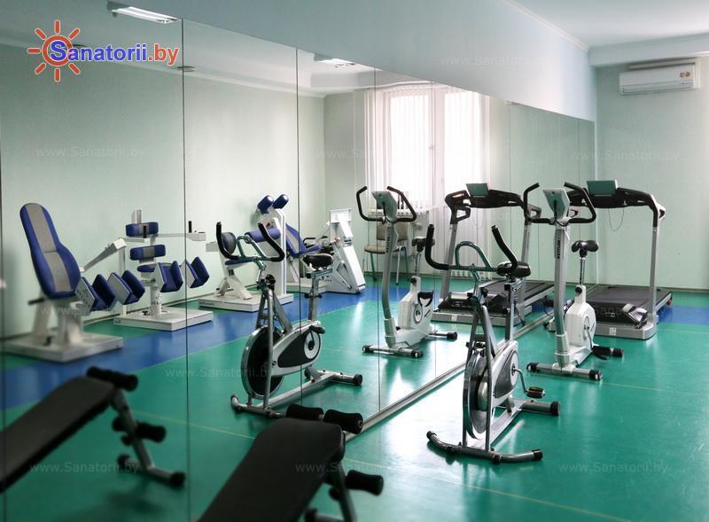 Санатории Белоруссии Беларуси - оздоровительный центр Энергия - Лечебная физкультура (ЛФК)