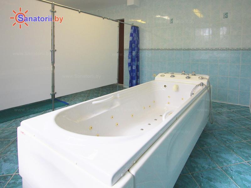Санатории Белоруссии Беларуси - оздоровительный центр Энергия - Ванны скипидарные