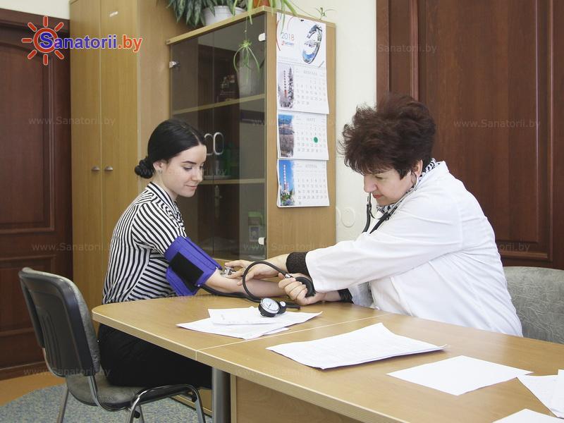 Санатории Белоруссии Беларуси - оздоровительный центр Энергия - Кабинеты профильных специалистов