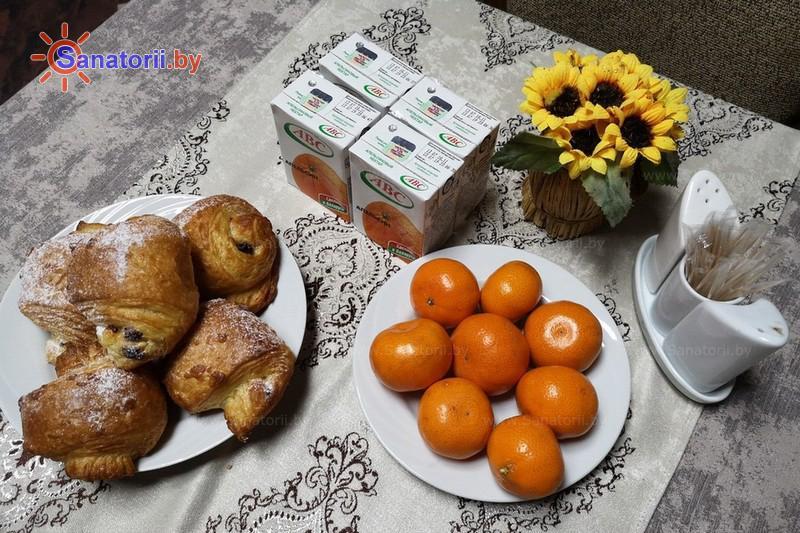 Санатории Белоруссии Беларуси - оздоровительный центр Энергия - Столовая