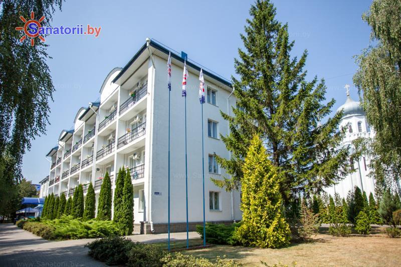 Санатории Белоруссии Беларуси - оздоровительный центр Энергия - Территория и природа