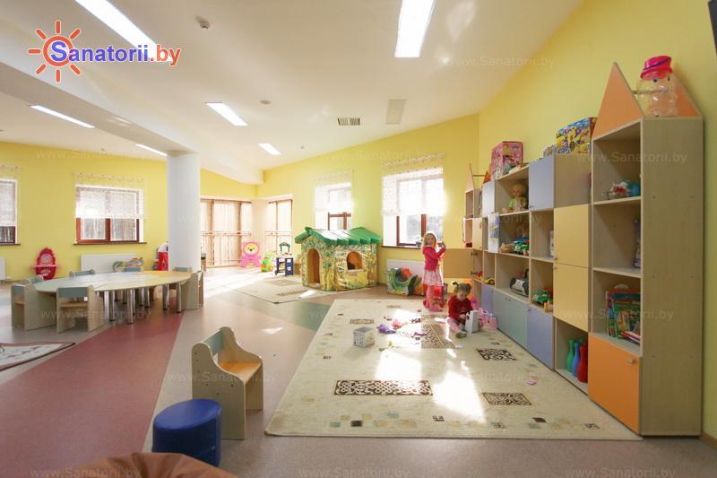 Санатории Белоруссии Беларуси - санаторий Ружанский - Детская комната