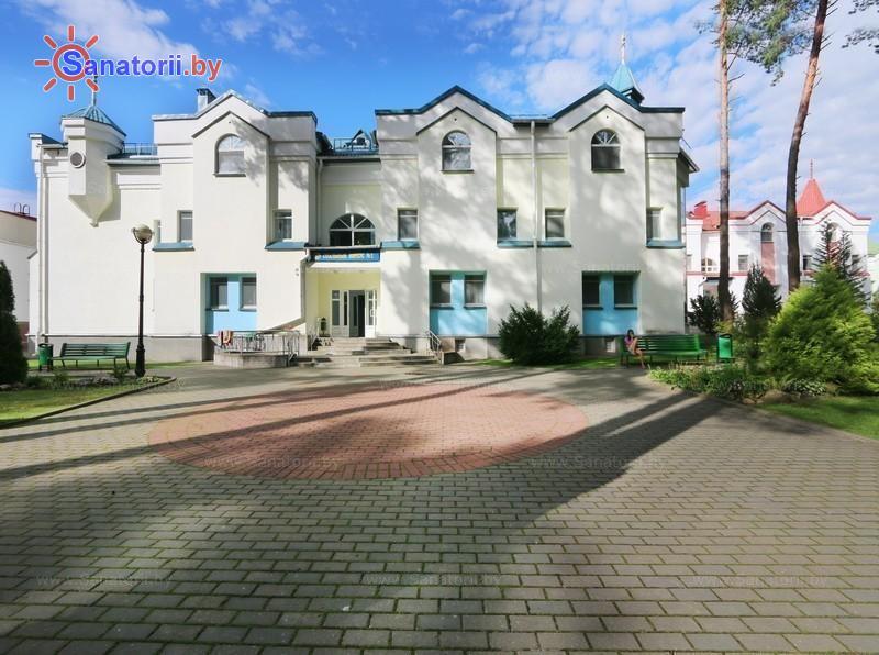 Санатории Белоруссии Беларуси - санаторий Ружанский - корпус №1