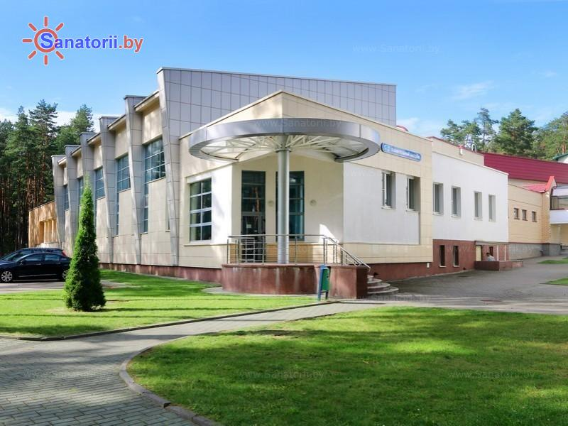 Санатории Белоруссии Беларуси - санаторий Ружанский - СПА-комплекс