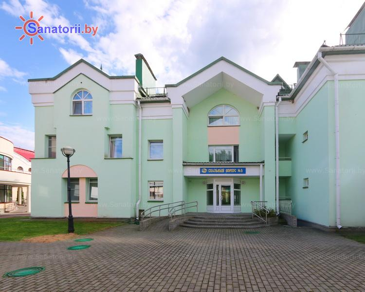 Санатории Белоруссии Беларуси - санаторий Ружанский - корпус №3