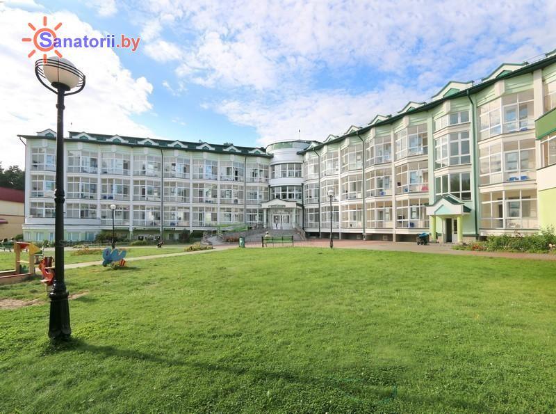 Санатории Белоруссии Беларуси - санаторий Ружанский - корпус №4