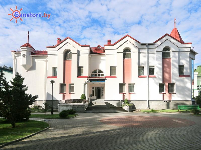 Санатории Белоруссии Беларуси - санаторий Ружанский - корпус №2