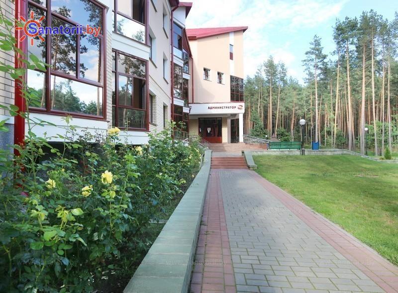 Санатории Белоруссии Беларуси - санаторий Ружанский - корпус №5