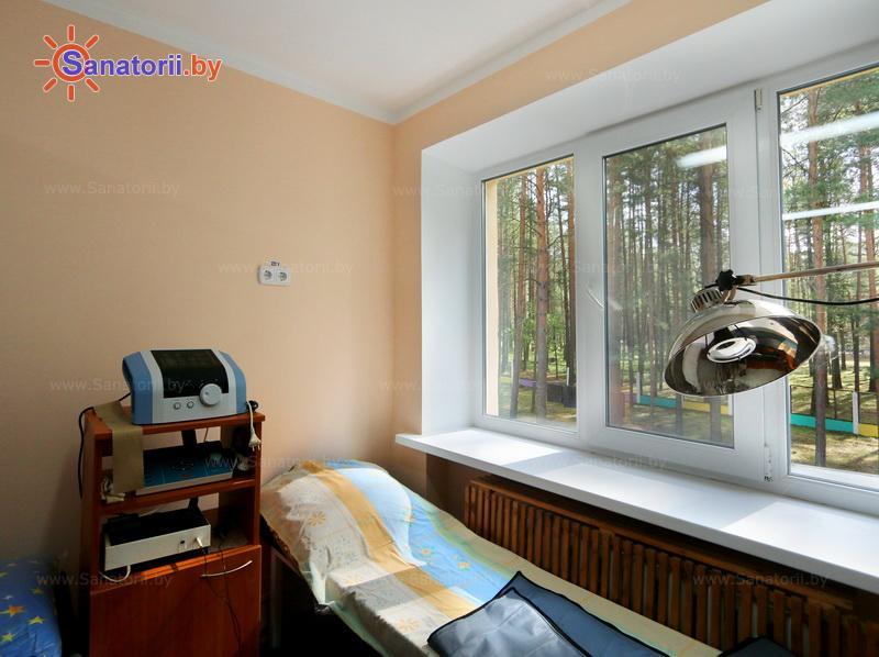 Санатории Белоруссии Беларуси - детский санаторий Богатырь - Компрессионная терапия