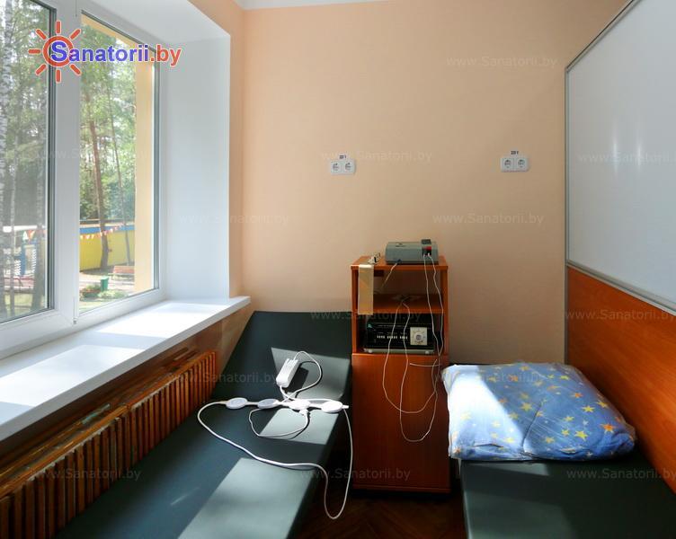 Санатории Белоруссии Беларуси - детский санаторий Богатырь - Магнитотерапия