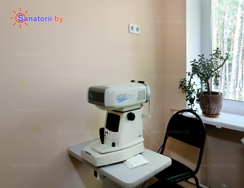 Санатории Белоруссии Беларуси - детский санаторий Богатырь - Офтальмология