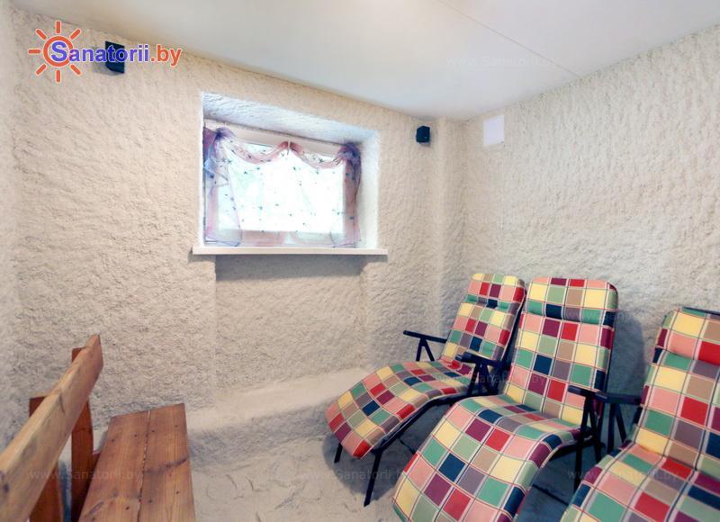Санатории Белоруссии Беларуси - детский санаторий Богатырь - Галотерапия