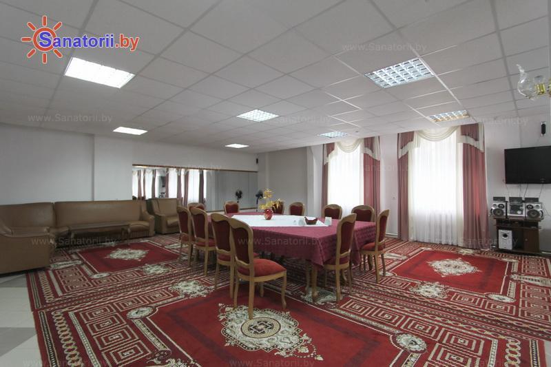 Санатории Белоруссии Беларуси - ДРОЦ Колос - Конференц-зал