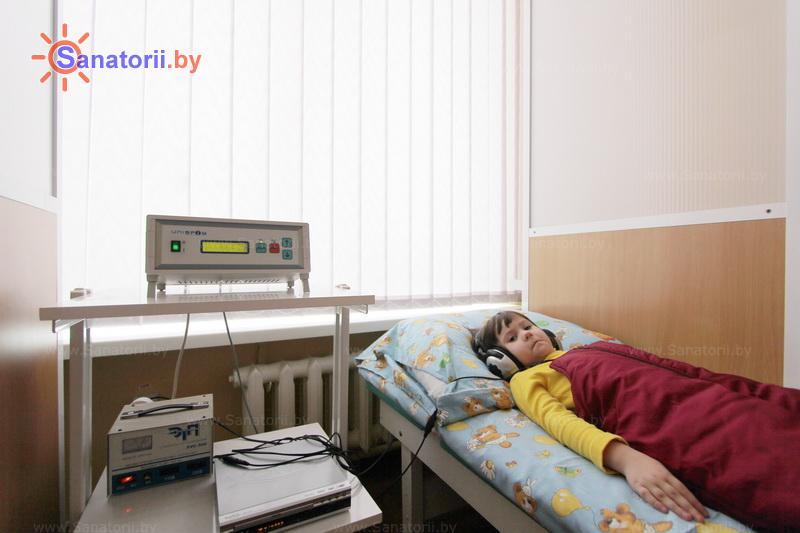 Санатории Белоруссии Беларуси - ДРОЦ Колос - Магнитотерапия
