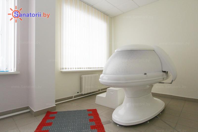 Санатории Белоруссии Беларуси - ДРОЦ Колос - Реабилитационная капсула (СПА-капсула)