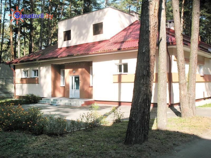 Санатории Белоруссии Беларуси - ДРОЦ Колос - водолечебница