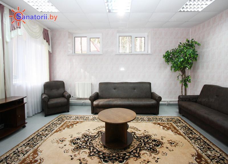 Санатории Белоруссии Беларуси - ДРОЦ Колос - Сауна финская