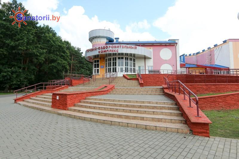 Санатории Белоруссии Беларуси - ДРОЦ Колос - лечебно-оздоровительный корпус