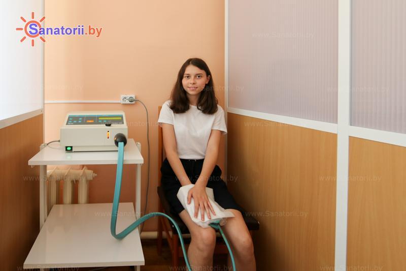 Санатории Белоруссии Беларуси - ДРОЦ Колос - Криотерапия