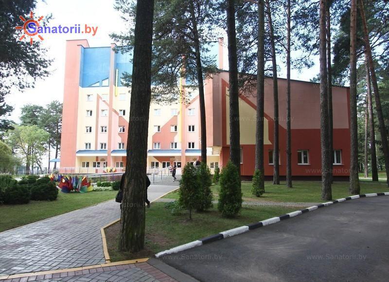 Санатории Белоруссии Беларуси - ДРОЦ Ждановичи - лечебный корпус
