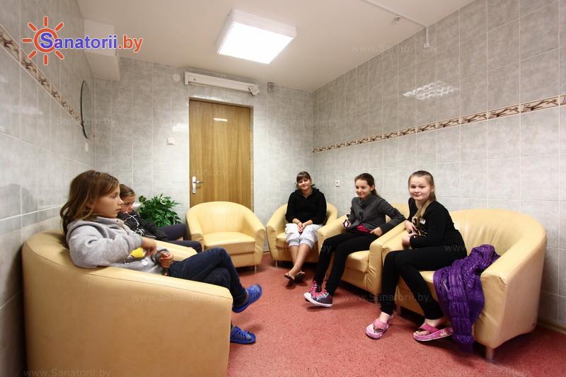 Санатории Белоруссии Беларуси - ДРОЦ Ждановичи - Ароматерапия