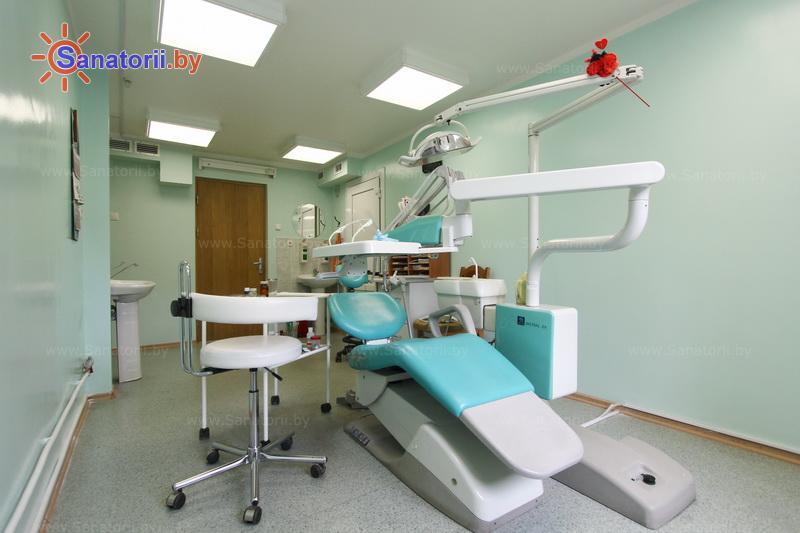 Санатории Белоруссии Беларуси - ДРОЦ Ждановичи - Стоматология