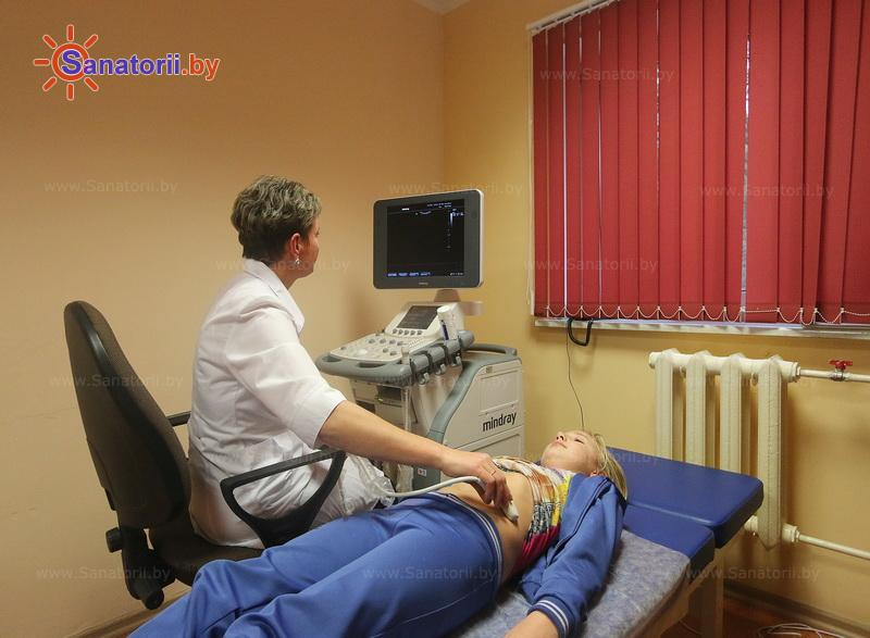 Санатории Белоруссии Беларуси - ДРОЦ Ждановичи - Ультразвуковая диагностика